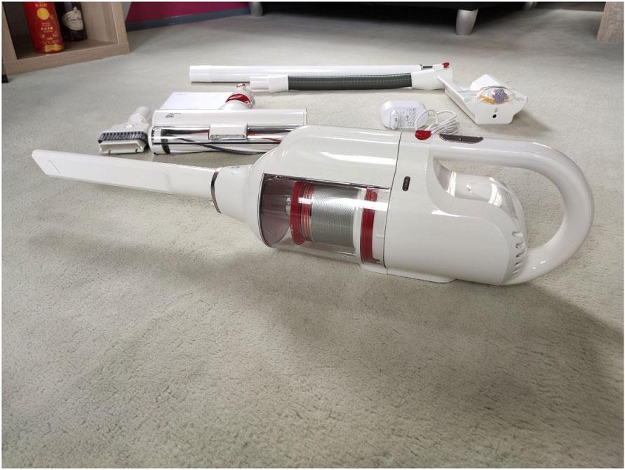 aspiradora sin cable-Puppyoo-T10