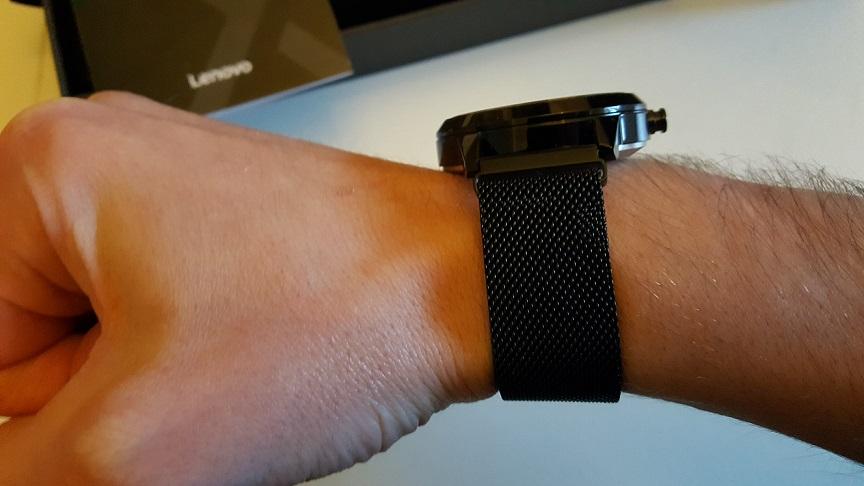 Prueba de Lenovo-Watch-X-Plus