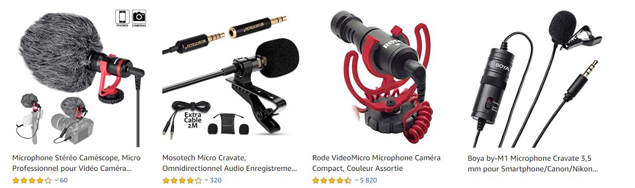 compra-micrófono-teléfono inteligente