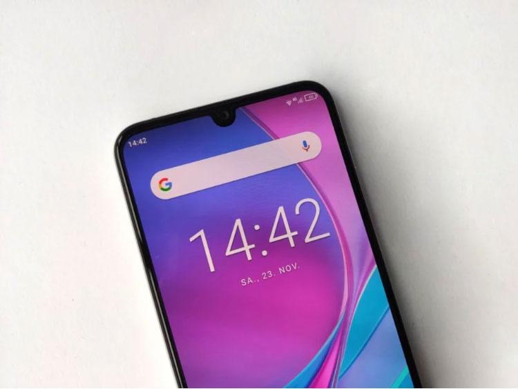 Umidigi-X-smartphone