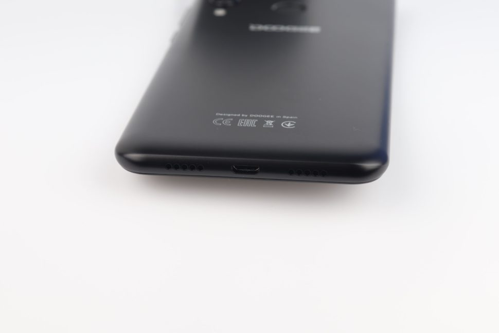 teléfono inteligente-Doogee-N20