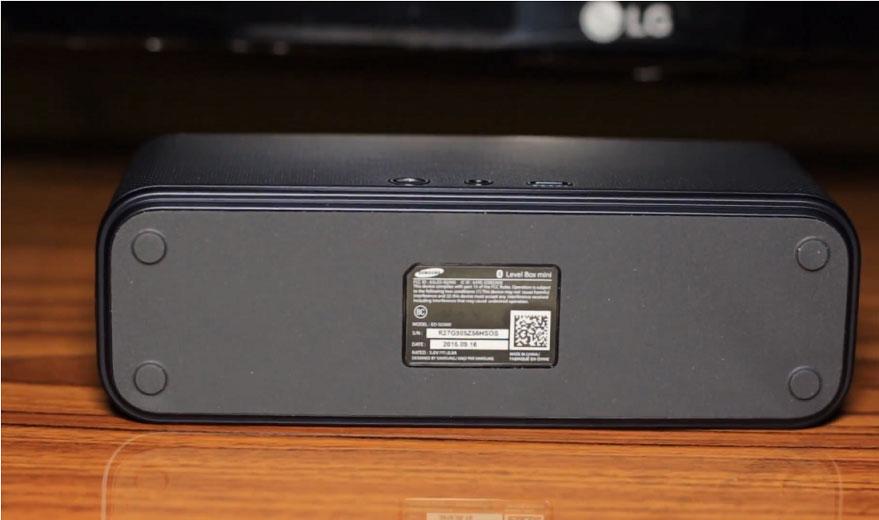 Samsung-Level-Box-Mini-test