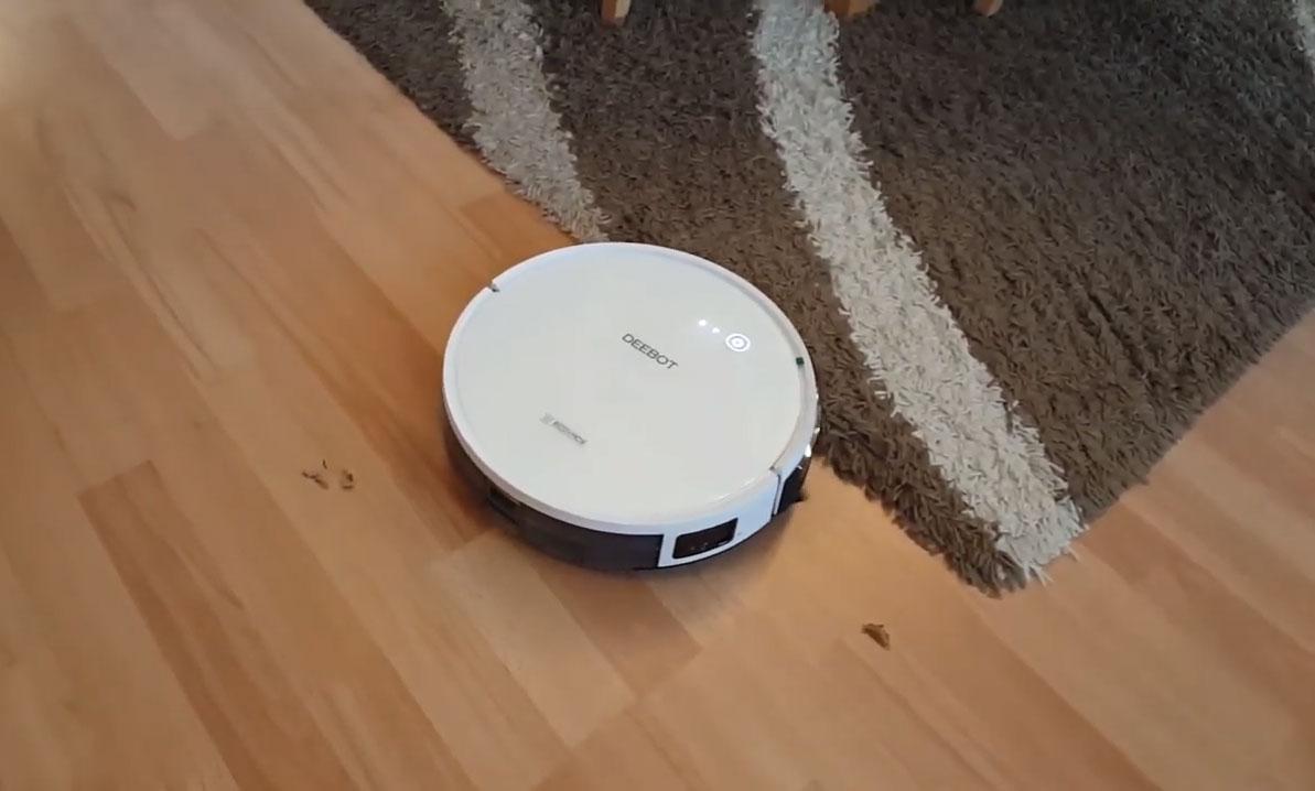 Ecovacs-deebot-605-test