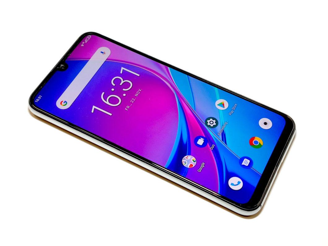 teléfono inteligente-Umidigi-X