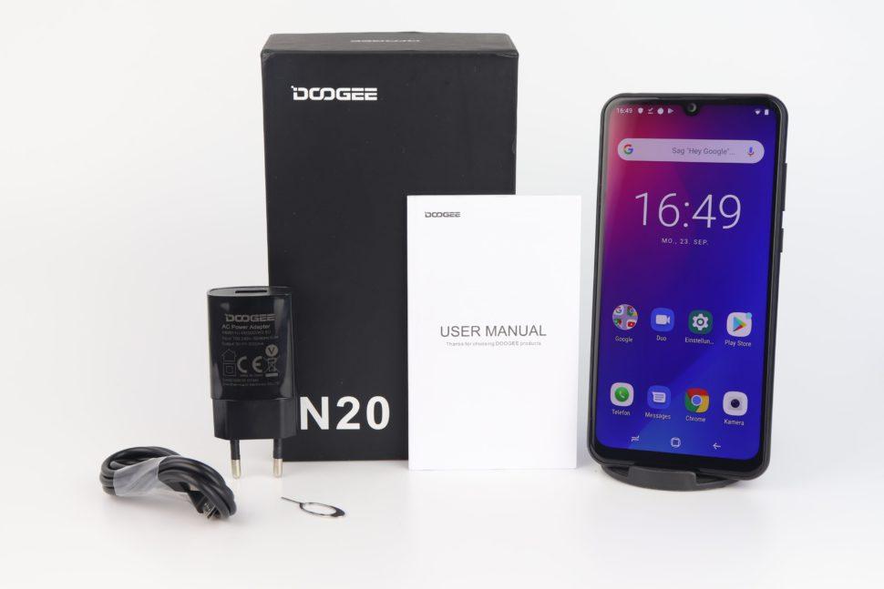 teléfono-Doogee-N20