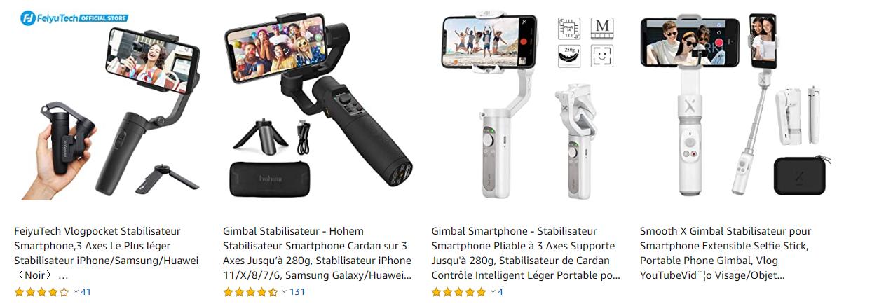 compra-estabilizador-teléfono inteligente
