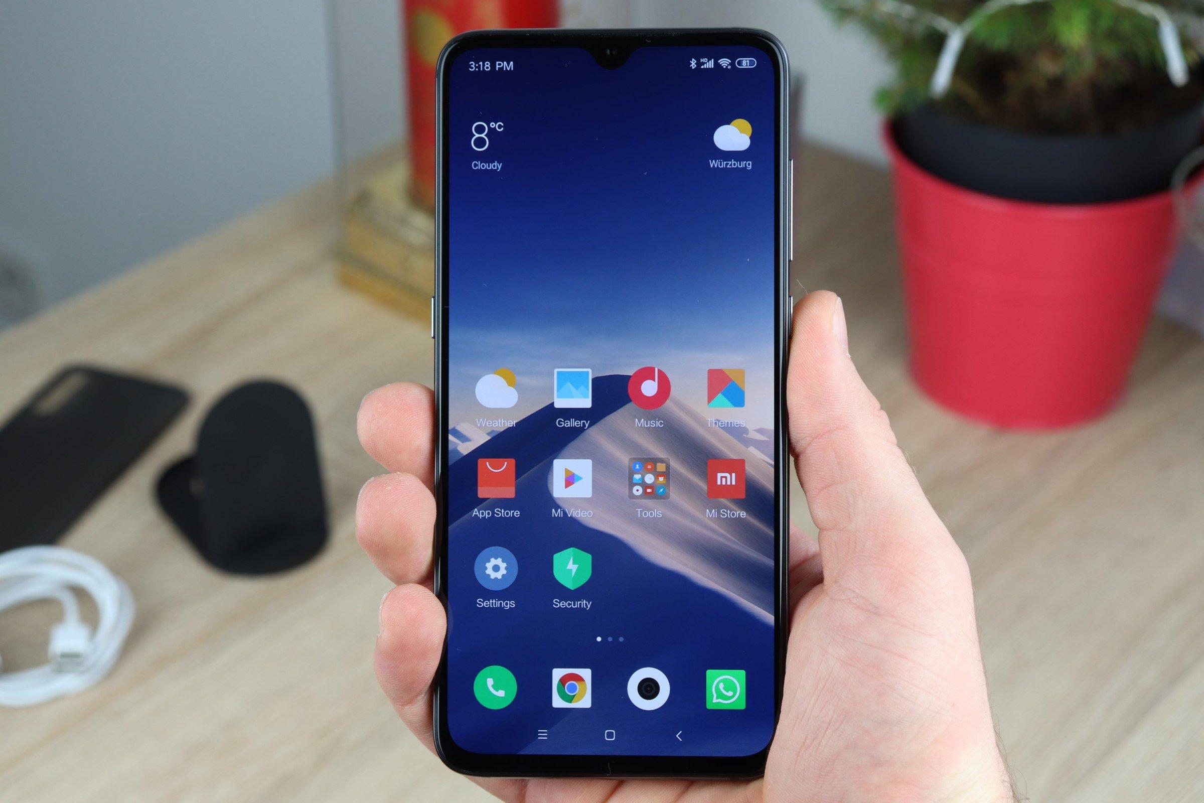 Análisis de Xiaomi-Mi-9
