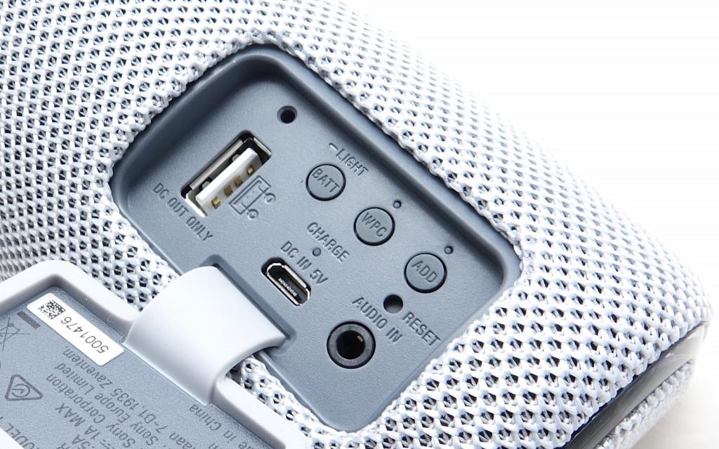 Prueba de Sony-SRS-XB31