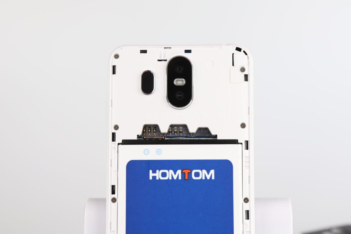 Homtom-S16-test