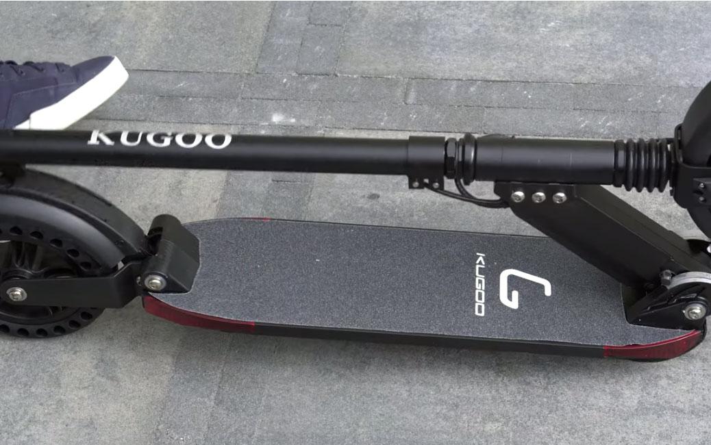 Prueba de scooter Kugoo-S1-Pro