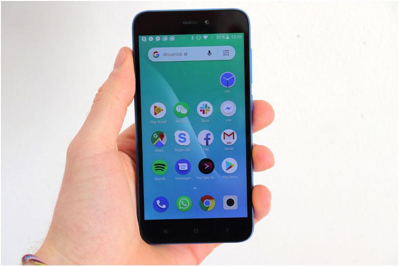 Análisis de Xiaomi-Redmi-GO