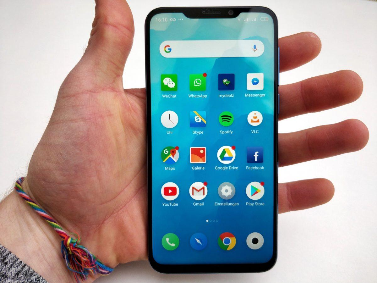 teléfono inteligente-Meizu-X8