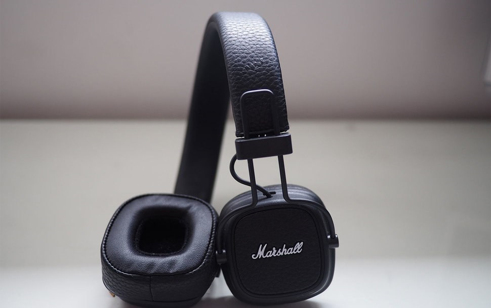 Marshall-Major-III-revisión de Bluetooth