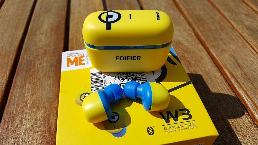 Prueba Edifier-W3-Minions