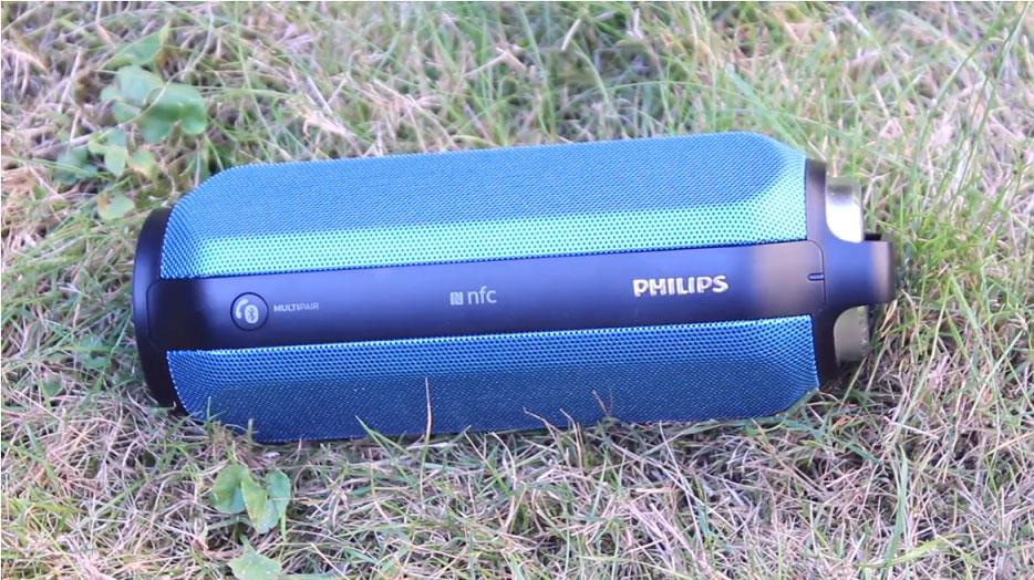 Prueba de Philips-BT6600