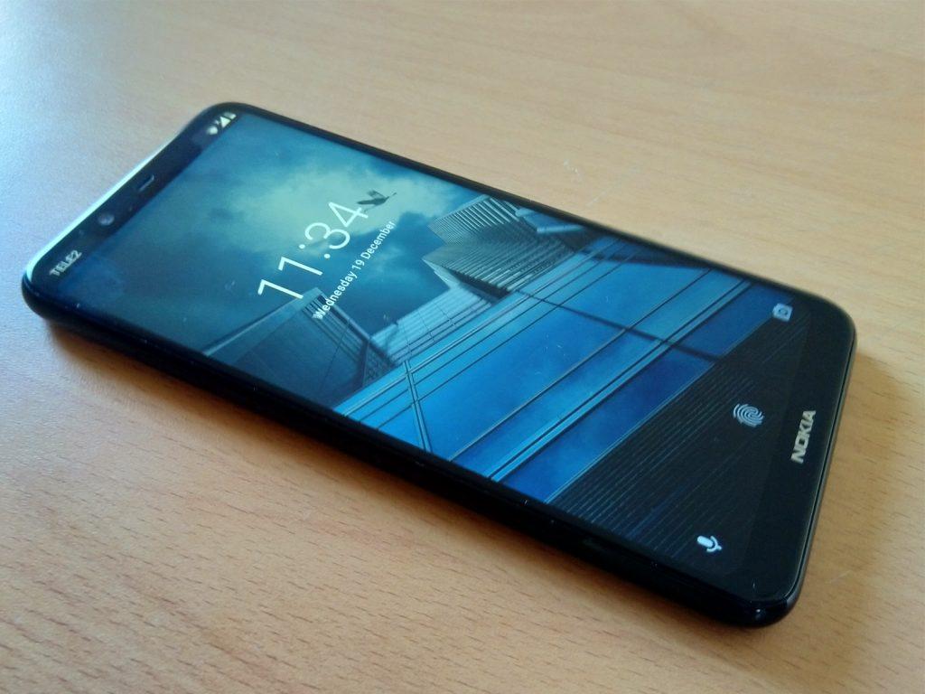 smartphone-Nokia-5.1-Plus