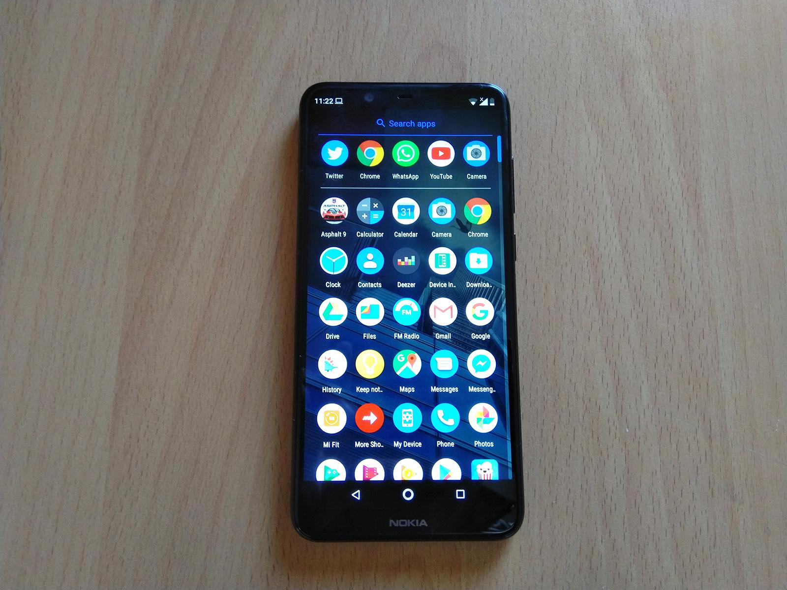 Nokia-5.1-Plus-revisión