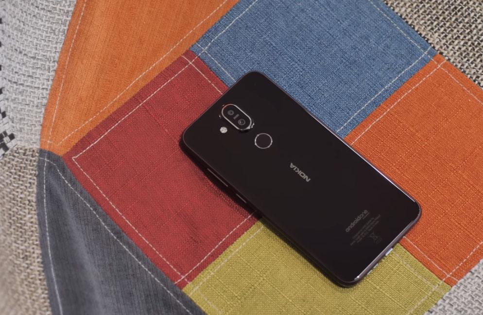 Opiniones de Nokia-8.1