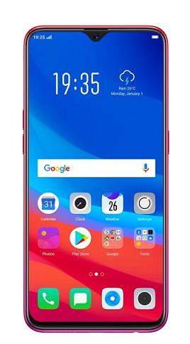 teléfono-Oppo-F9