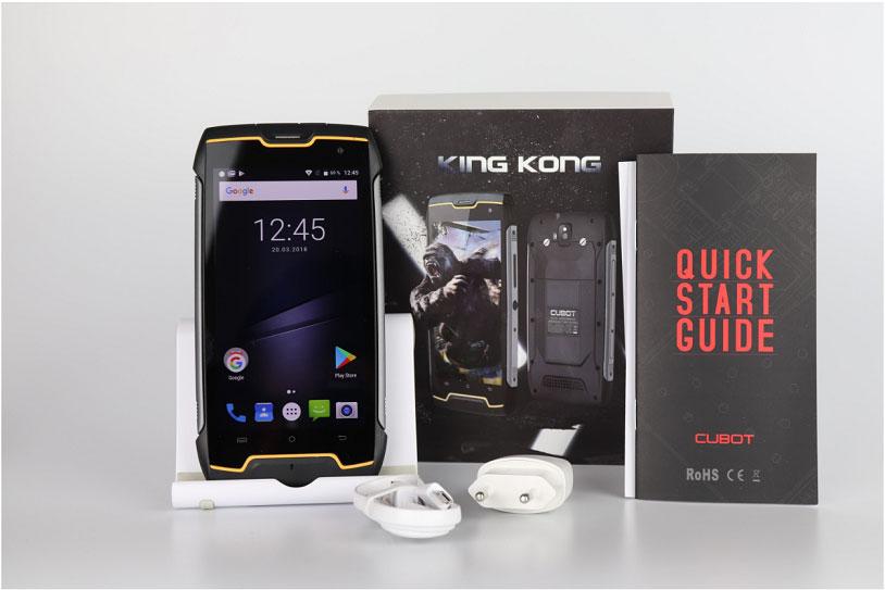 teléfono-Cubot-King-Kong