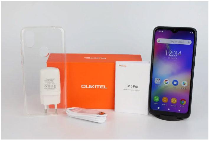 teléfono-Oukitel-C15-Pro