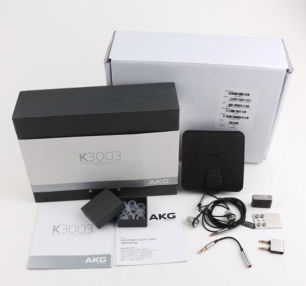 AKG-K3003-revisión