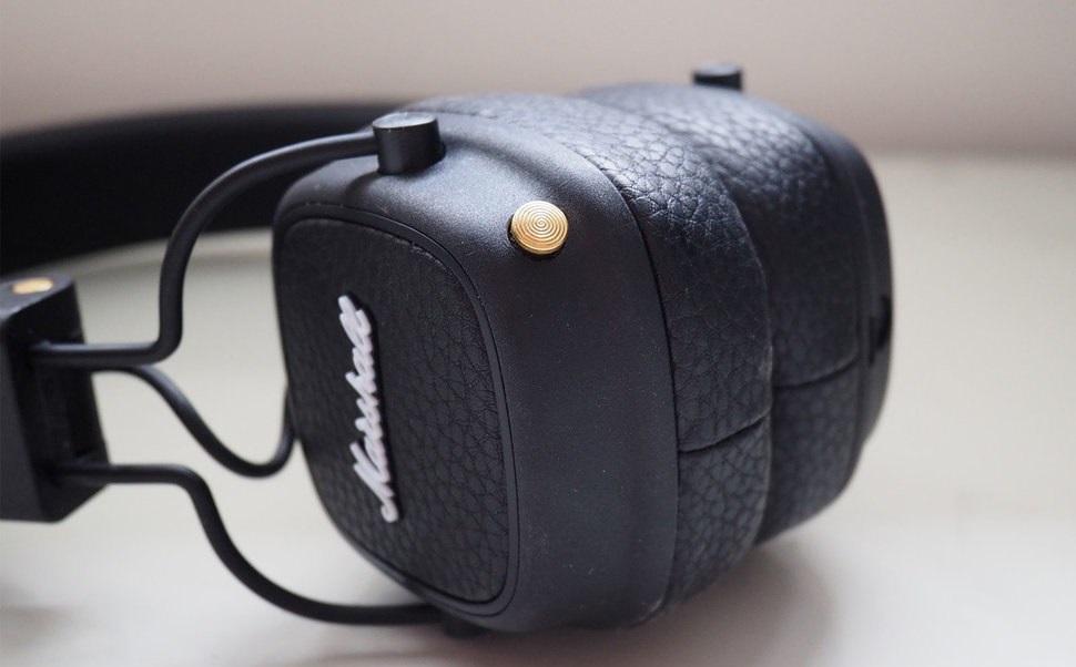 auriculares-Marshall-Major-III-Bluetooth