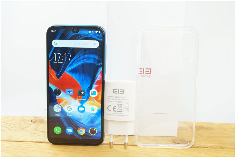 teléfono-Elephone-A6-Mini