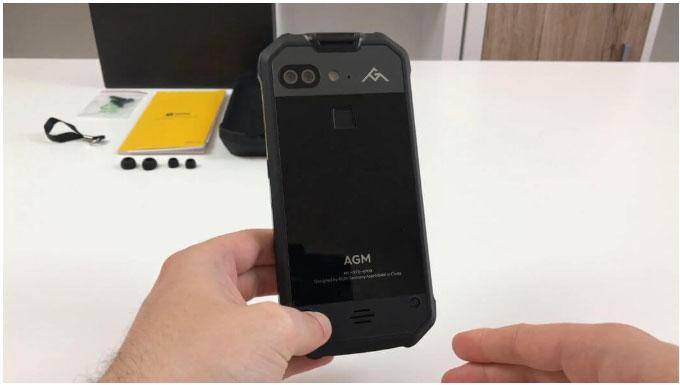 teléfono inteligente-AGM-X2
