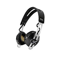 Prueba de auriculares momentum on ear de Sennheiser auriculares inalambricos