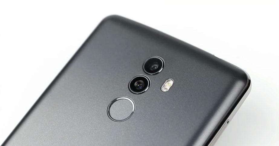 Prueba de smartphone Oukitel K8