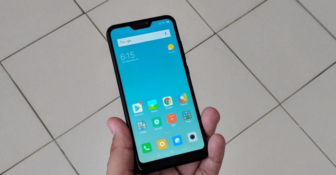teléfono-Xiaomi-Redmi-Note-6-Pro