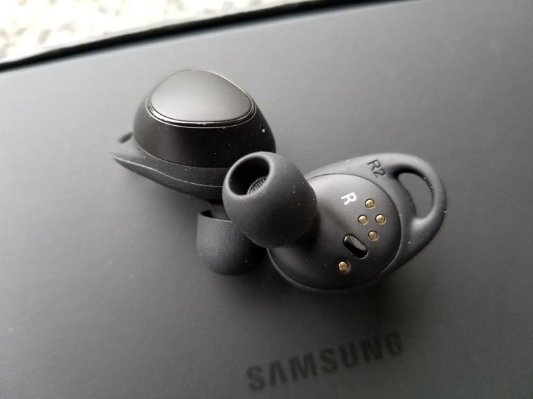 Prueba de Samsung-Gear-IconX