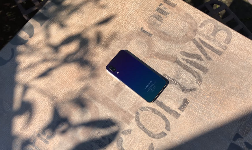 Teléfono inteligente Umidigi-One-Pro