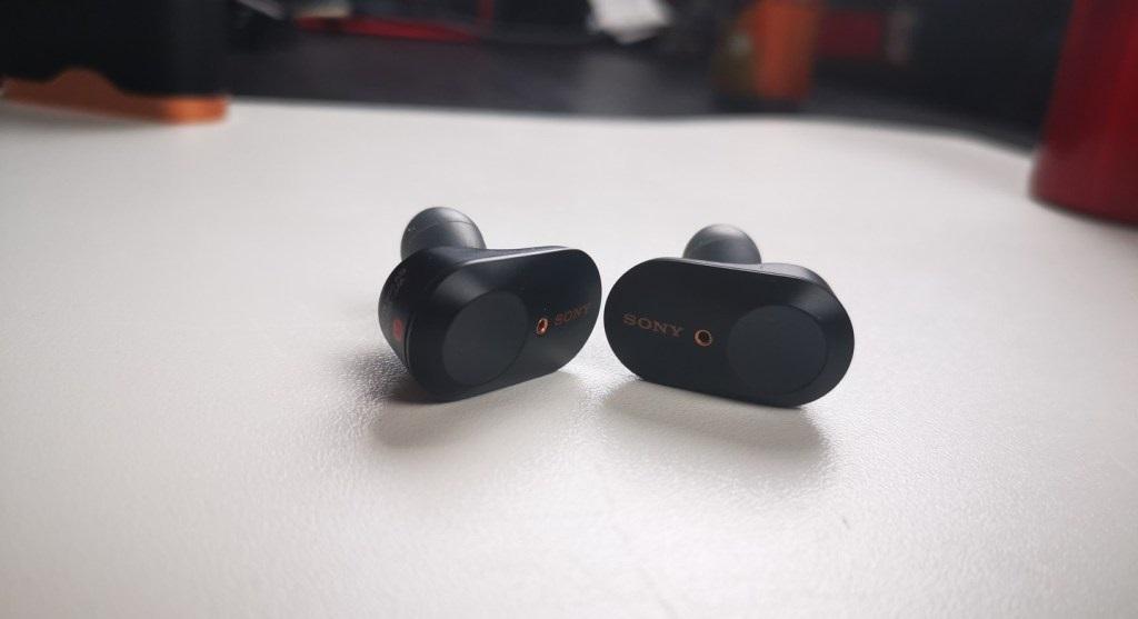 auriculares-Sony-WF-1000XM3