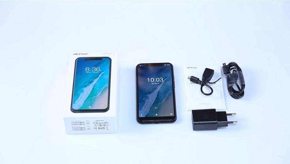teléfono-Ulefone-X