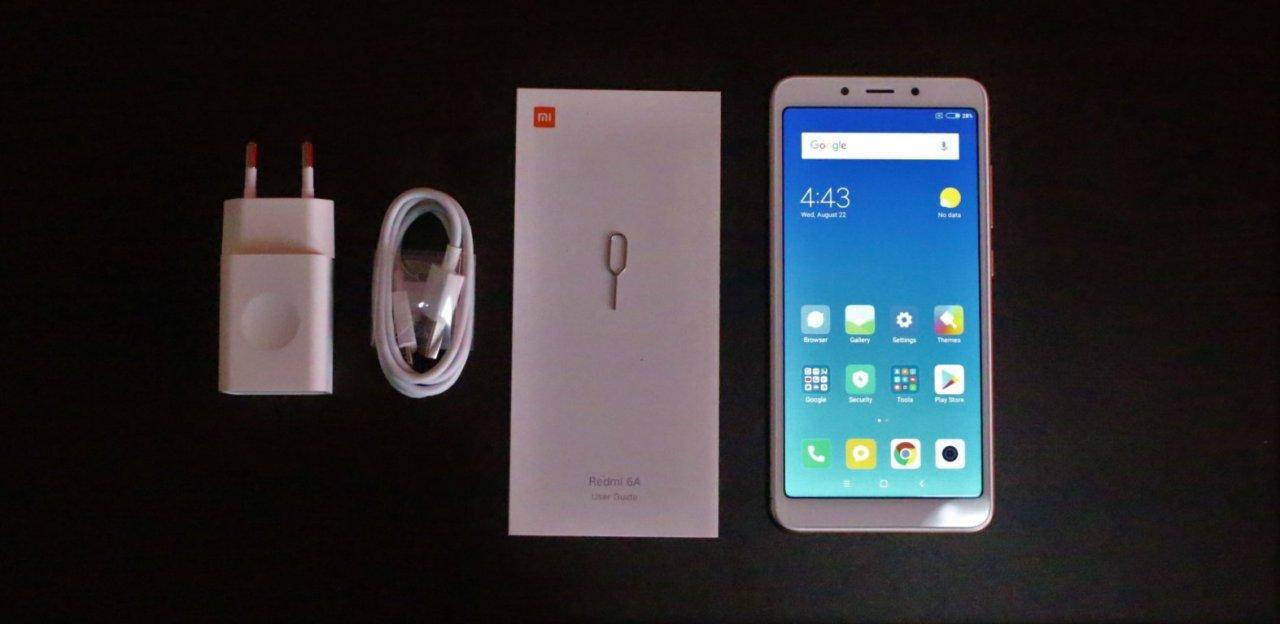 teléfono-Xiaomi-Redmi-6A