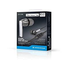 Resena de los auriculares Sennheiser CX 500