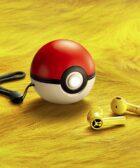 Razer lanza auriculares inalambricos en los colores de Pikachu