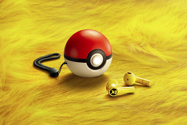 Razer lanza auriculares inalámbricos Pikachu